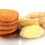 Taze zencefilli kurabiye