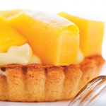 Mangolu tart